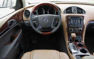 Buick Enclave Interior Pictures 2013 Buick Enclave Reviews And Rating Motor Trend