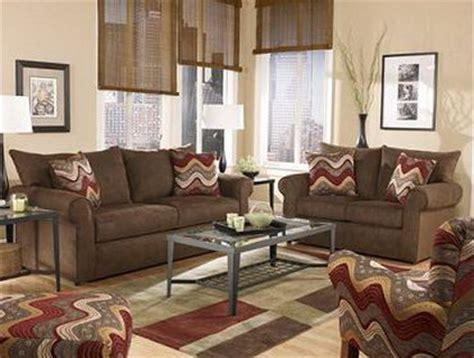 A Livingroom Hush Un Sal 243 N Beige Y Marr 243 N Chocolate Decoraci 243 N De