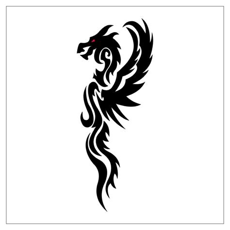 cool small designs 32 simple tribal dragon tattoos