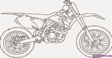 printable coloring pages dirt bikes dirt bike coloring pictures free coloring pictures