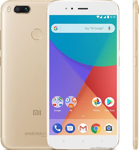 Hp Xiaomi A2 xiaomi mi a1 pictures official photos