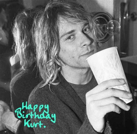 Birthdate Kurt Cobain | happy birthday kurt cobain would have been 46 today