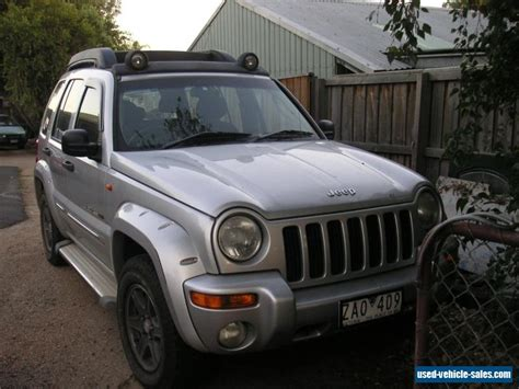 Jeep Renegade For Sale Jeep Jeep 2003 Renegade 4x4 For Sale In Australia