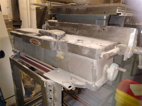 what is a bench jointer restoration any tips on reconditioning using an old