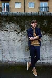 Game of Thrones' Iwan Rheon Poses for The Laterals