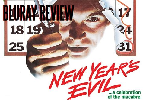 new year s evil bluray review new year s evil icons of fright horror