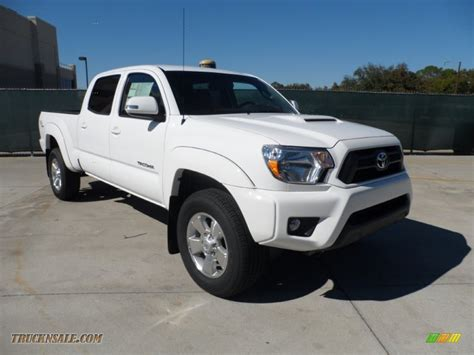 white toyota truck 2014 toyota tacoma truck autos weblog