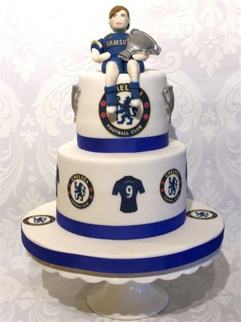 wedding cake chelsea wedding cakes chelsea football cake 1930535 weddbook