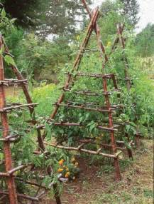 Garden Arbor Made From Branches 10 Ways To Style Your Own Vegetable Garden
