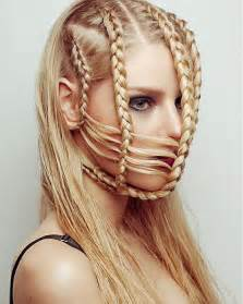 whats new in braided hair styles a long blonde hairstyle from the capsule collection by