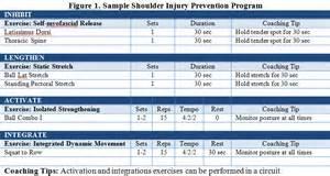shoulder pain prevention nasm blog