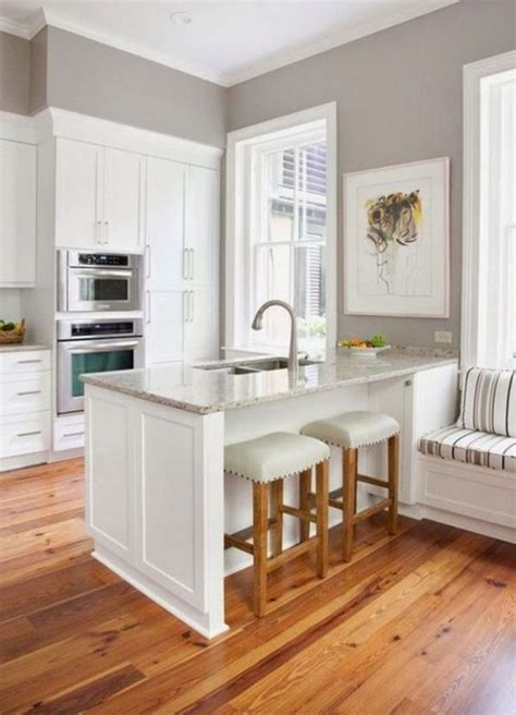 kitchen wall color ideas pthyd built in oven white cabinets like the wall and cabinet