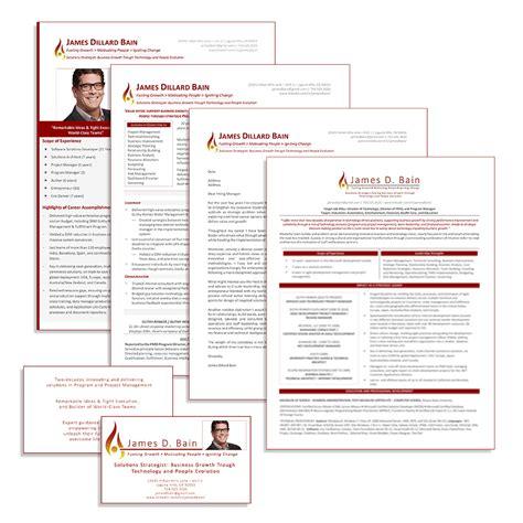 Resume Writing Packages James Dillard Bain 360 Package Premium Resume Writing Services Career Coaching