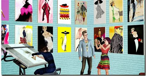 sketchbook mod my sims 3 fashion sketch default replacement for the