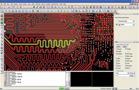 orcad layout logo pcb design software free