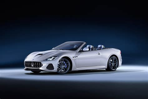 Maserati Gt Convertible by 2018 Maserati Granturismo And Gran Turismo Convertible