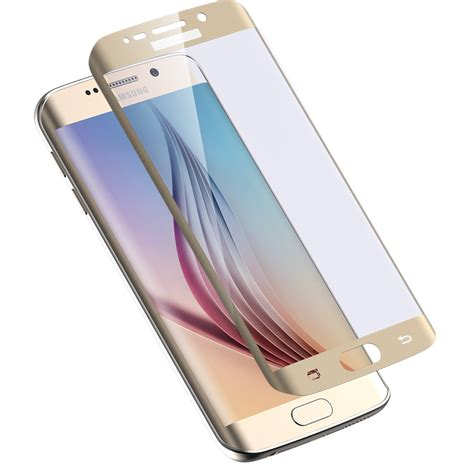 Tempered Glass Sarang For Samsung S6 Edge wholesale samsung galaxy s6 edge plus tempered glass screen protector glass white clear