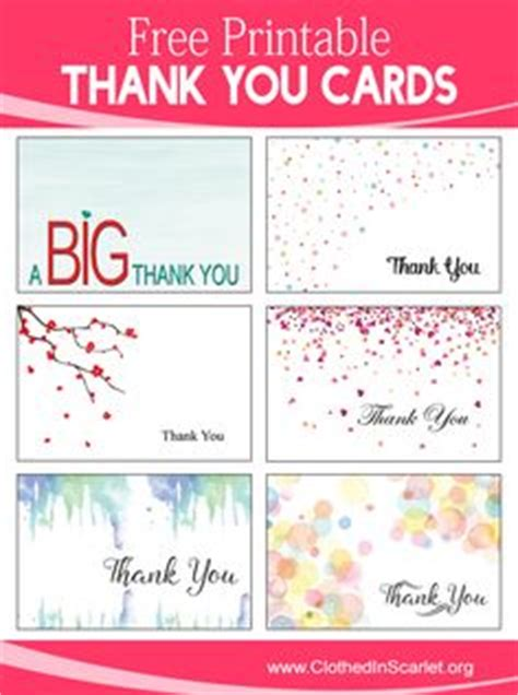 free printable thank you cards upload picture beautiful printable note cards perfect for thank you