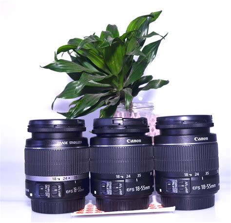 Lensa Kit 18 55mm Canon Bekas jual lensa kit 18 55mm is canon bekas jual beli laptop bekas kamera bekas di malang service