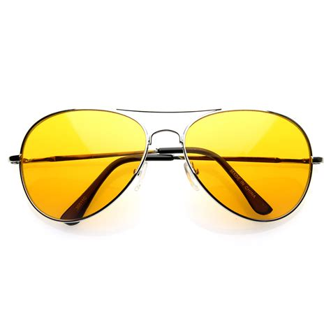 colorful sunglasses orange intl colorful premium silver metal aviator glasses with color