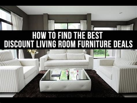 living room furniture deals how to find the best discount living room furniture deals