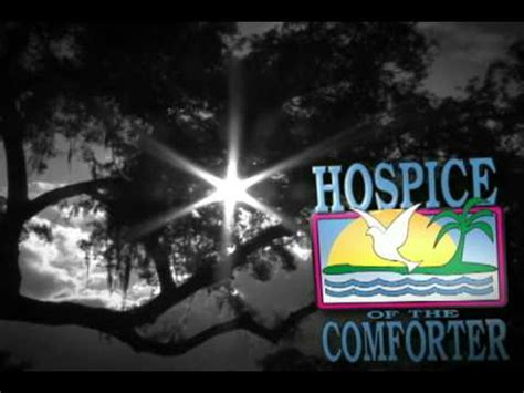 hospice of comforter hospice of the comforter gift of hope video youtube