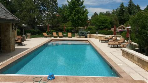 outdoor pools high end residential ourdoor renovation m m pool