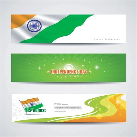 website banner design templates india independence day website banner design vector template free vector in encapsulated