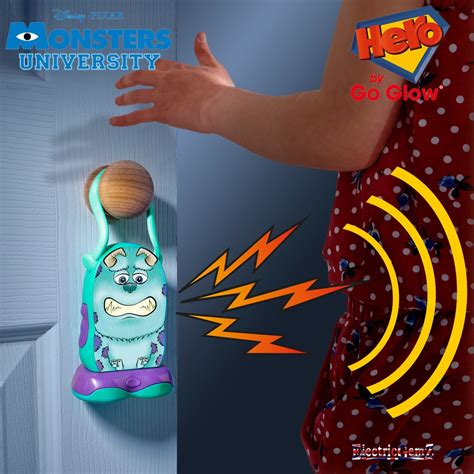 room guard monsters sulley room guard 3 in 1