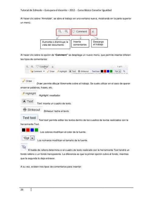 tutorial edmodo español pdf edmodo tutorial docentes 2013