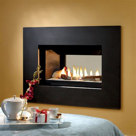 buy gas fireplaces skyline see thru san francisco bay area ca the fireplace element