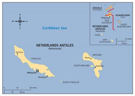 map of netherlands antilles large detailed political map of netherlands antilles