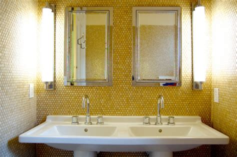 gold bathroom tile 16 gold tile bathroom designs decorating ideas design
