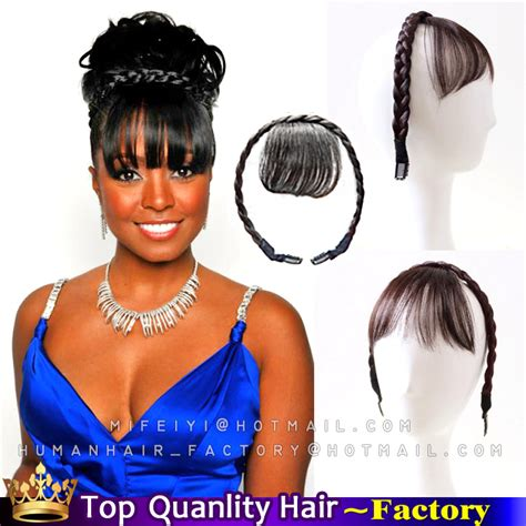 clip on bangs for african american hair human hair clip bangs african american hair promotion shop for