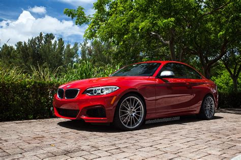 Bmw 2er Rot by A Melbourne Bmw 2 Series With Hre Wheels