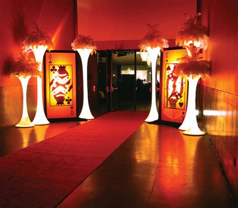 casino themed corporate events casino party centerpieces