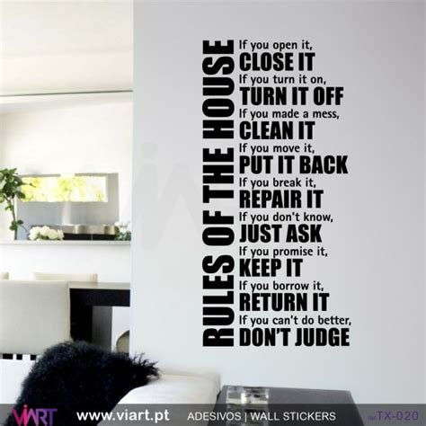 house wall stickers of the house wall stickers vinyl decoration viart