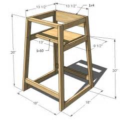 Baby Crib Woodworking Plans by Alfa Img Showing Gt Baby High Chair Dimensions