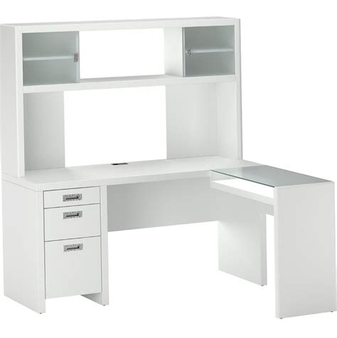 White Corner Desk With Hutch Desk Design Ideas Great Design Corner Desk With Hutch White New Concepts Space Saving And