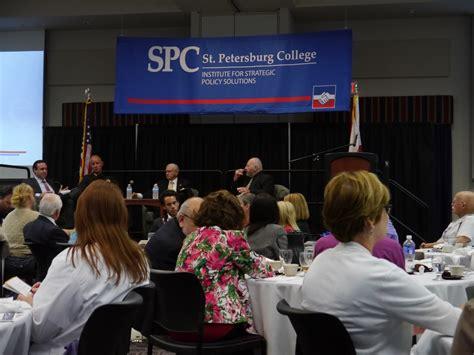 17 135 Pinellas County Sheriff Bob Gualtieri Hosts by Marijuana Debate Comes To Spc Seminole The Sandbox News