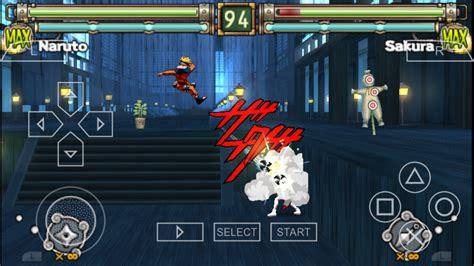 game psp naruto format iso naruto ultimate ninja heroes 2 psp iso free download