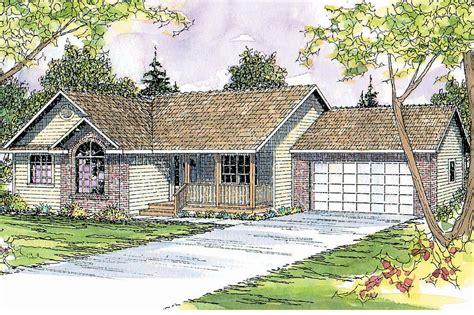 ranch house plans rigdon 30 090 associated designs