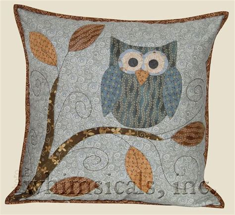 owl cushion pillow pattern pdf applique pattern pdf sewing 1000 ideas about owl quilt pattern on pinterest owl