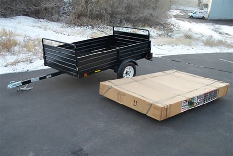 7 Ideas On How To Dump A Nicely by Utilitydump Utility Dump Trailer Kits Are Truly The Best