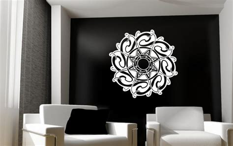 Celtic Wall Decor by Amazing Celtic Symbol Wall Decor Wall Stickers