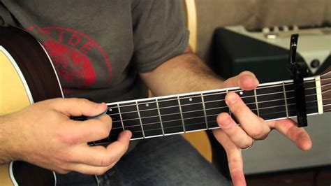 tutorial guitar up easy acoustic songs guitar lesson tutorial pumped up