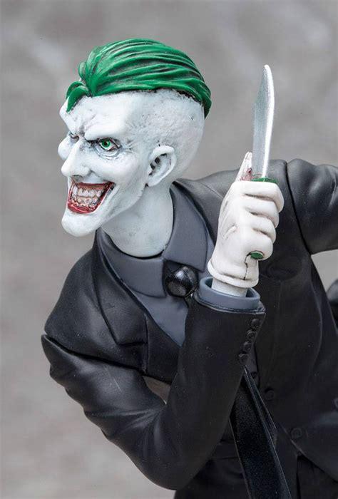 Dc Joker New 001 dc comics artfx statue 1 10 joker the new 52 the