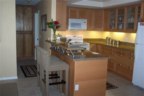 small kitchen islands with breakfast bar best kitchen counter material with modern two tier kitchen