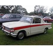 1964 Triumph Herald 12/50 Coupe  Classic Cars Australia