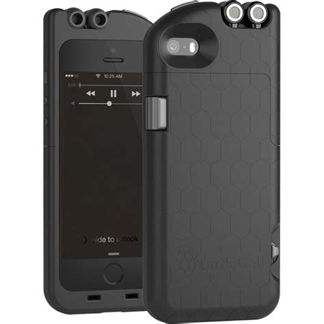 turtlecell case  iphone  charcoal black  pg bh
